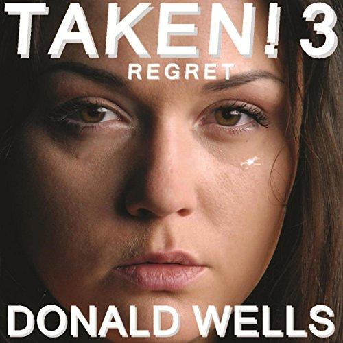 Taken! 3 audiobook cover art