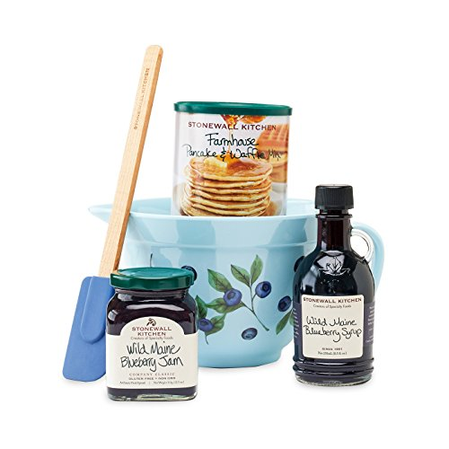 Stonewall Kitchen Blueberry Batter Bowl Gift (5 Piece)