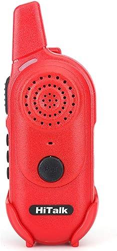 promociones Zzh Walkie-Talkie Handheld Niños Niños Niños walkie-Talkie pequeño Mini walkie-Talkie Miniatura Niños Ultra-Delgada Hotel Restaurante Salón de Belleza Wireless walkie-Talkie  Hay más marcas de productos de alta calidad.