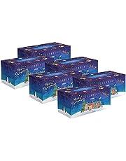 カシミヤ ティシュー 440枚(220組) WHITEクリスマス限定パッケージx6個セット