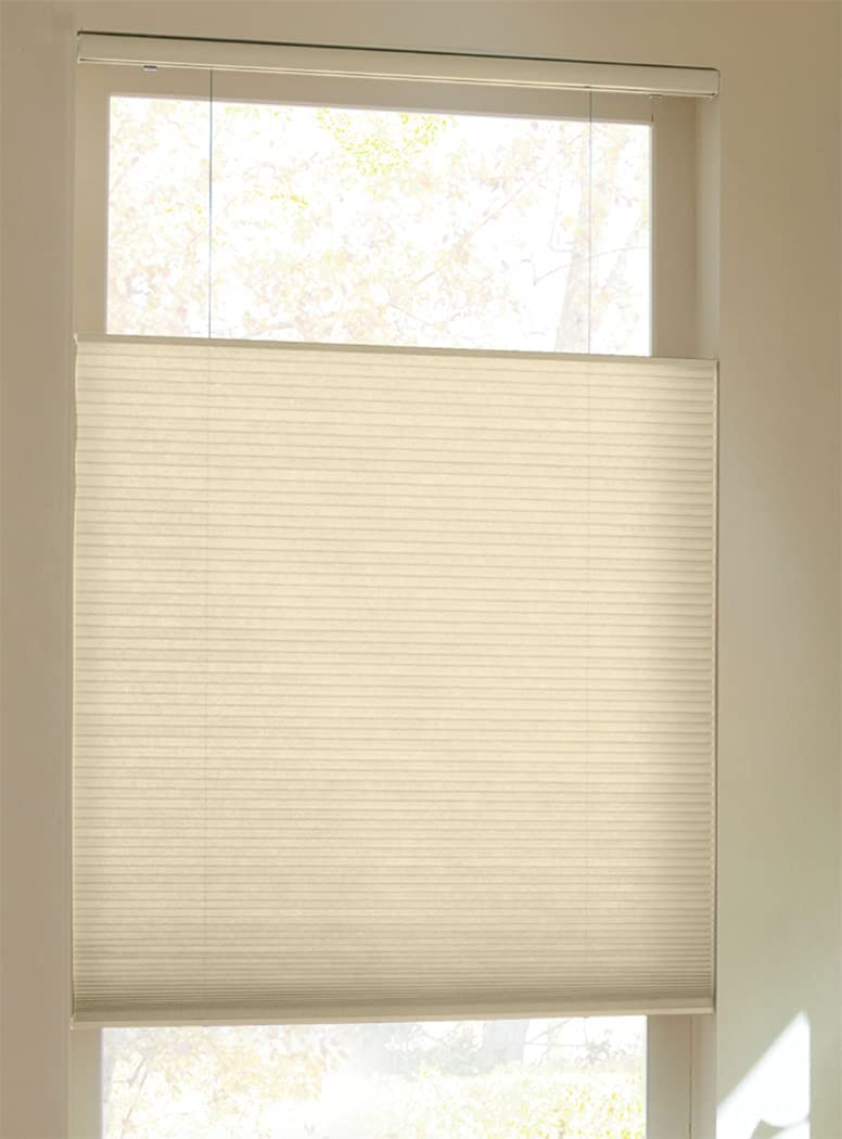 Reservation Trader Blinds Cordless Top Down Bottom Up Ranking TOP15 Cellular Ivory 3 Shade