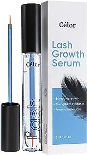 Eyelash Growth Serum - Eyelash Serum and Eyebrow Growth Serum - Lash Serum, Rapid Lash, Lash Boost, Eyebrow Serum (3 ml / ...