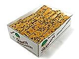 LAPASION - Barritas integrales con chocolate, almendra y sésamo | Sin azúcar | 2,25 Kg