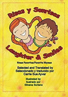 Risas Y Sonrisas - Laughter & Smiles (Spanish Edition)