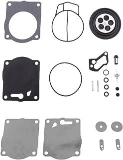 KAPAYONO Kit di Riparazione Carburatore Carburatore per Sea Doo Mikuni 650717720787 SP GS GTX HX XP SP Kit di Ricostruzione Parti di Ricambio Guarnizioni