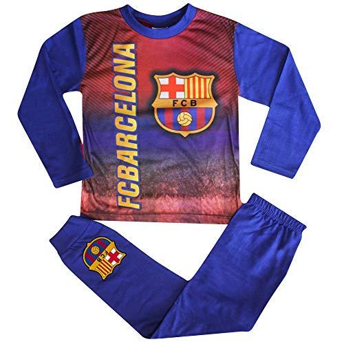 Pijama impresión Todo Color Escudo FC Barcelona La