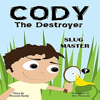 Slug Master audiobook cover art