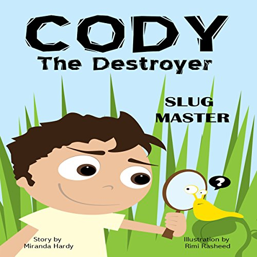 Slug Master audiobook cover art