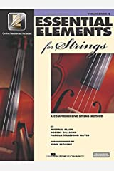 Essential Elements for Strings - Book 2 with EEi: Violin Paperback