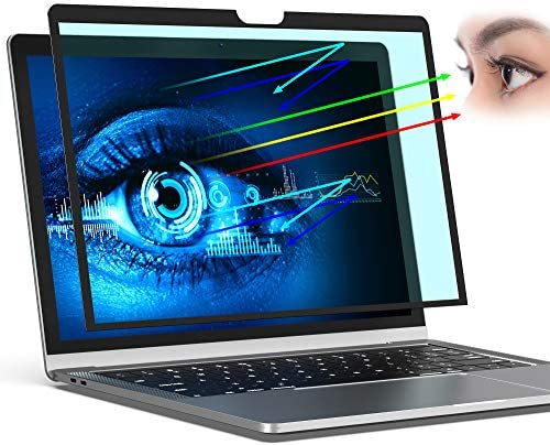 Habyby Anti Glare Anti Blue Light Screen Protector for MacBook Pro 13 inch 2016 2020 Protect product image
