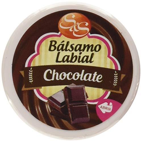 Laboratorio Sys Balsamo Labial Sys Chocolate Pack 6X15Ml. 1 Unidad 300 g