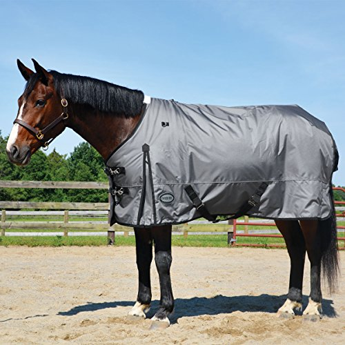 Country Pride Arctic Shield 1680D Heavyweight Turnout Blanket Grey