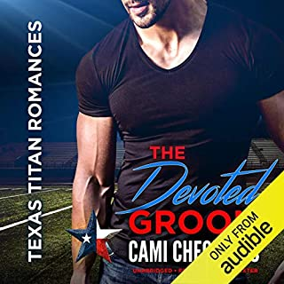 The Devoted Groom audiobook cover art