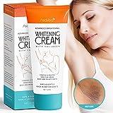 AsaVea Whitening Cream Natural Underarm Lightening Brightening Cream, Armpit...