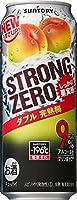 -196℃ストロングゼロ ダブル完熟梅 /サントリー 500ml缶 500ML × 24缶