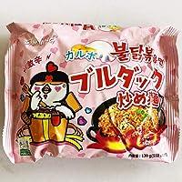 カルボナーラ 10個 韓国 食品 ラーメン プルタック プルダッグ ブルダッグ ぶるだっく