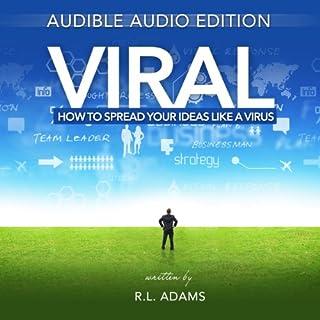 Viral audiobook cover art