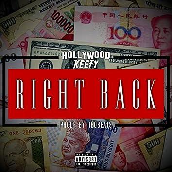 Right Back - Single