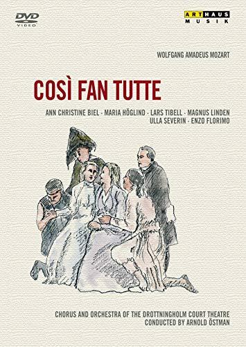Mozart, Wolfgang Amadeus - Cosi fan tutte (NTSC)