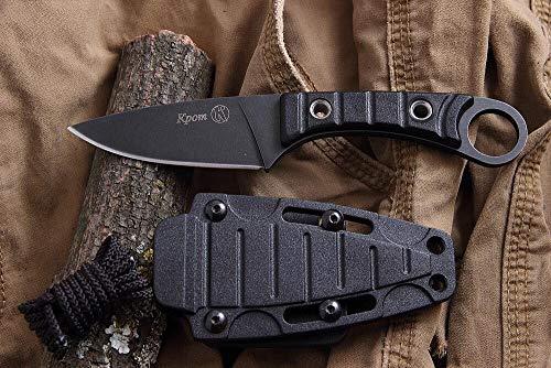 Kizlyar Taktisches Messer Krot Blacked