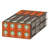 Starbucks Single Origin Colombia di Nespresso Caffè Espresso Dalla Tostatura Media 8 Astucci da 10 Capsule (80 Capsule)