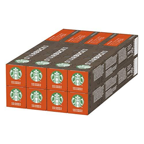 Starbucks 12429029 Kapseln & Pads 10 Stück (8er Pack)
