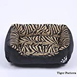 Haustierbett Hundebetten für Große Hunde Wählen Sie aus Zwei Arten Winter Ist Warm und Sommer Ist kühl, es Ist Die Beste Wahl für Hundebett Long54Cmwi