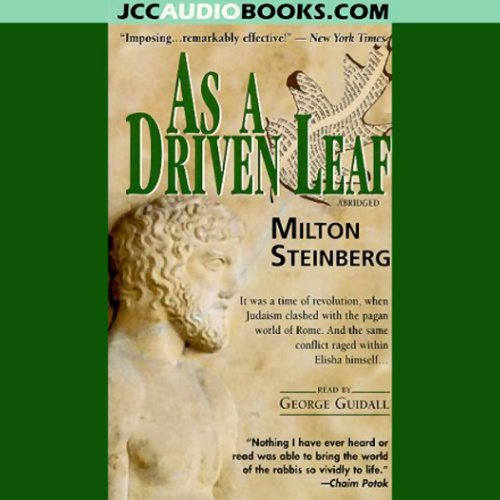 As a Driven Leaf audiobook cover art
