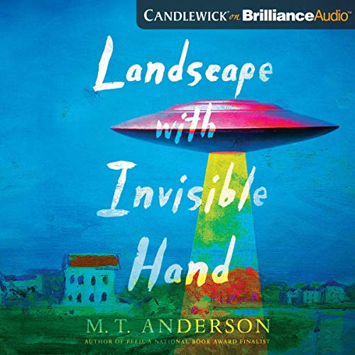Landscape with Invisible Hand  By  cover art