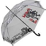 Paraguas Kukuxumusu transparente Bull Health