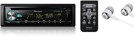 Pioneer In-Dash Built-in Bluetooth CD, Front USB Auxiliary, MP3,