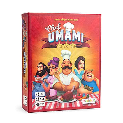 Magic Box Chef Umami Juego de cartas