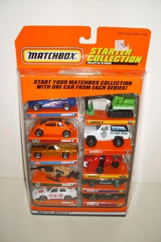 al precio mas bajo Matchbox Estrellater Estrellater Estrellater Collection- Collect All 10 Series by Matchbox  grandes ahorros
