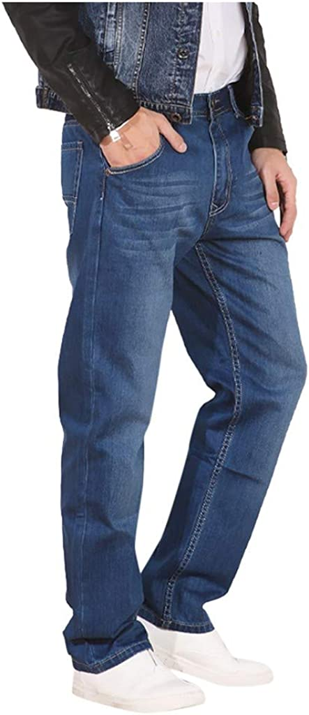 haoricu San Jose Mall Men's Plus Size Pant Cu Cowboy Premium Topics on TV Men's Performance