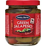 Zoom IMG-1 eurofood green sliced jalapenos peperoni