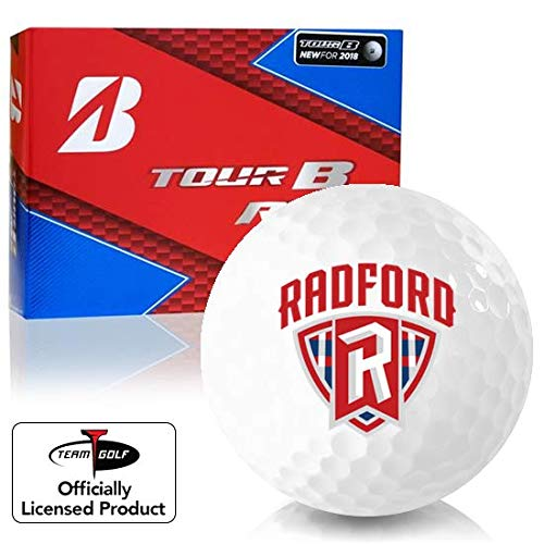 Fantastic Prices! Bridgestone Tour B RXS Radford Highlanders Golf Balls