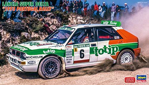 Hasegawa HA20457 1:24 Lancia Super Delta-1993 Portugal Rally