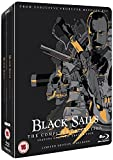 Black Sails: The Complete Collection (Seasons 1-4) [Steelbook] [Blu-ray]