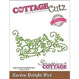 CottageCutz élites álbum de Recortes, 3por 1.9-Inch, Garden Delight para pájaros