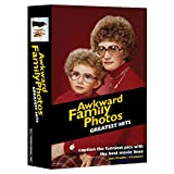 Awkward Family Photos Greatest Hits - Caption Hilarious Pics with Memorable Movie Lines, Best of Original & Vol 2, plus New Pics & Movie Lines, Age 13 & Up, Better Cards, Bigger Images & A Card Box