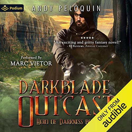 Darkblade Outcast cover art