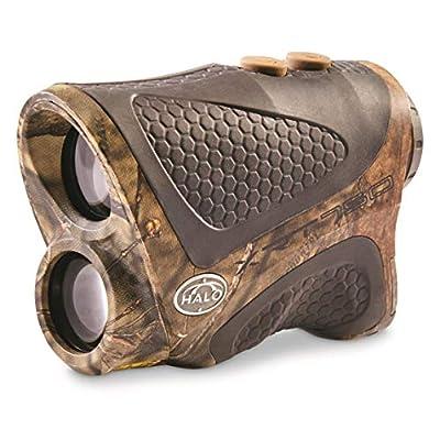 Halo XRT 750 Yard Laser Rangefinder, Mossy Oak Break-Up Country Camo from Halo