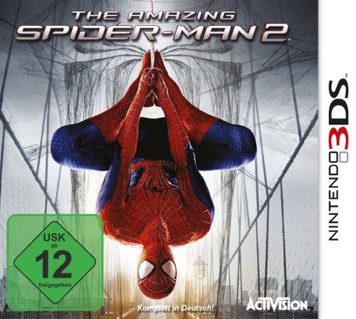 The Amazing Spiderman 2 - [Nintendo 3DS]