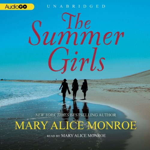 The Summer Girls audiobook cover art