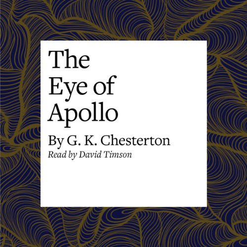 The Eye of Apollo copertina