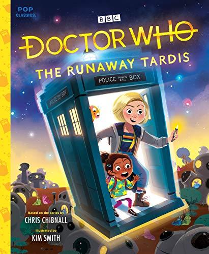 Doctor Who: The Runaway TARDIS (Pop Classics Book 8) (English Edition)