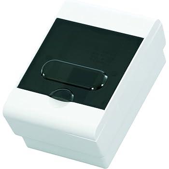 Caja de distribución pequeña (4 Module/Copia/caja de distribución Aufputz IP40: Amazon.es: Iluminación