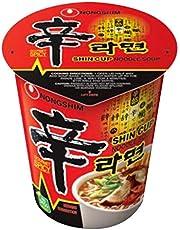 حساء معكرونة النودلز الفورية شين كب من نونغ شيم، 68 غرام
