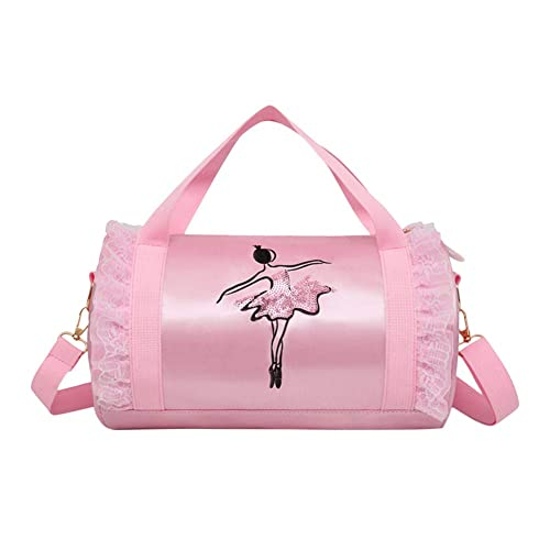 75a239728ff Per Ballet Princess Dance Bag Cross-Body Bags Shoulder Bags for Ballerina Dancer  Girls