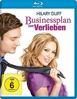 Businessplan zum Verlieben (Blu-Ray)